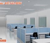 Vách ngăn văn phòng tại bắc ninh lh 0976429086 Mr Hảo